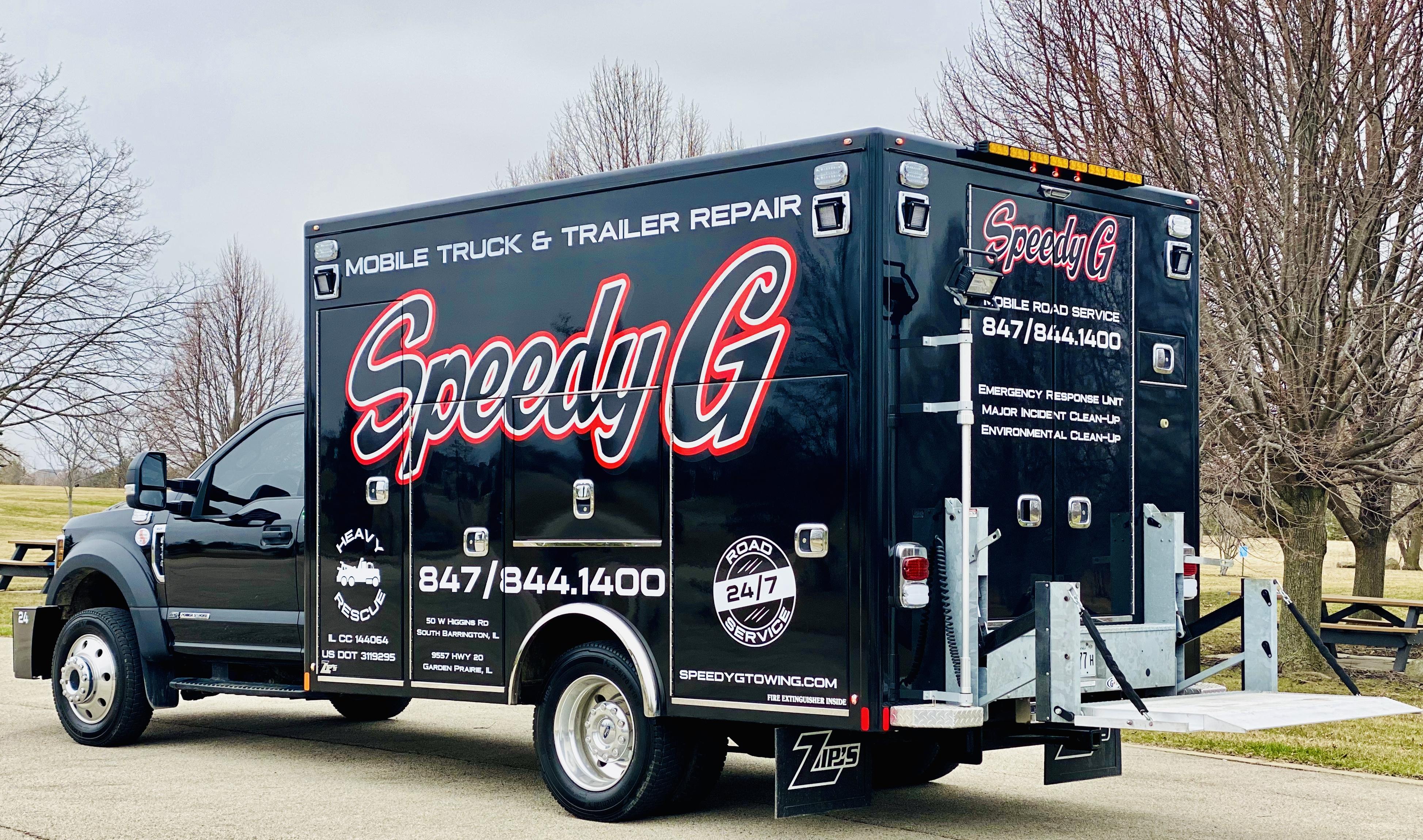 Mobile On-site Truck & Trailer Repair Near You, Belvidere IL, On-Road Semi Truck Repairs in 61008